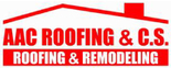 AAC Roofing & CS Logo