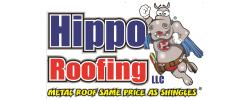 Hippo Roofing LLC Logo