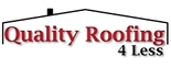 Quality Roofing 4 Less Logo