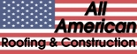 All American Roofing & Construction Logo