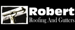 Robert Roofing And Gutters Logo