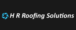 HR Roofing Solutions Logo