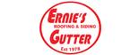 Ernie's Gutter Logo