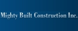 Mighty Built Construction Inc Logo