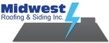 Midwest Roofing & Siding Inc. Logo