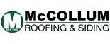 McCollum Roofing & Siding Logo