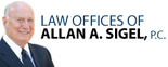 Allan A. Sigel Law Offices Logo