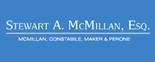 Stewart A. McMillan, Esq. Logo