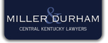 Miller & Durham - Criminal/Family/Divorce Logo