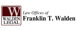 Law offices of franklin t. walden logo