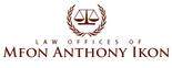 Law Offices Of Mfon Anthony Ikon Logo