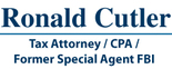 Ronald Cutler, Attorney & Counselor at Law Logo