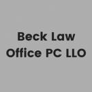 Beck Law Office PC LLO Logo