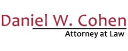 Daniel W. Cohen - Attorney at Law  Logo
