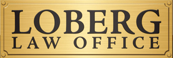 Loberg Law Office Logo