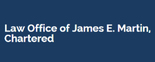 Law Offices Of James E. Martin, Chartered Logo