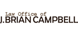 Law Office of J. Brian Campbell Logo