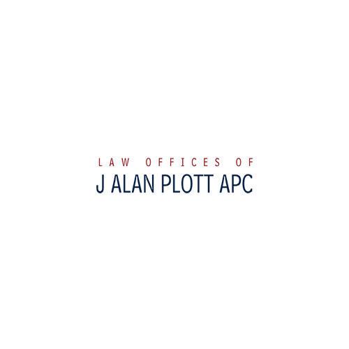 Law Offices Of J Alan Plott APC Logo