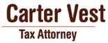 Carter Vest Tax Attorney Logo