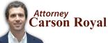 Attorney Carson Royal Logo