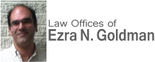 Law Offices Of Ezra N. Goldman, P.C. Logo