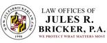 Jules R. Bricker, P.A. Logo