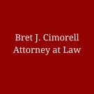 Bret J. Cimorell Attorney at Law Logo