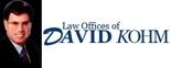 David S. Kohm - Ellis - INJURY Logo