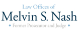 The Law Office of Melvin S. Nash Logo