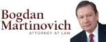 Law Offices of Bogdan Martinovich Logo