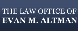 The Law Office of Evan M. Altman Logo
