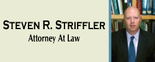 Steven R. Striffler, Attorney At Law Logo