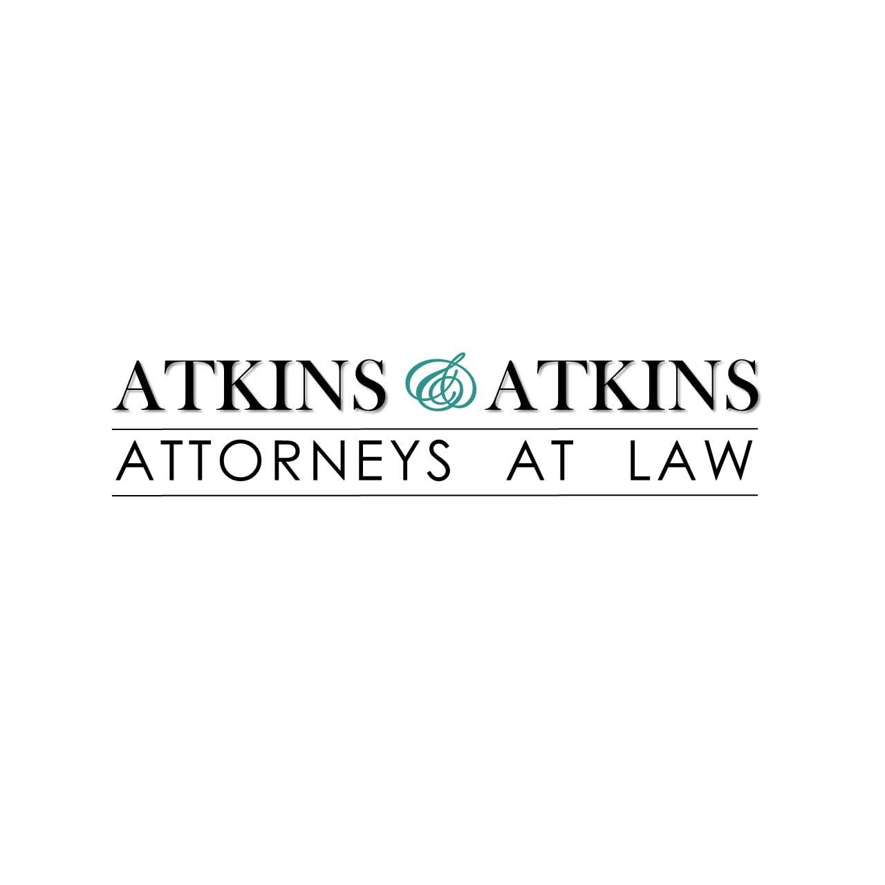 Atkins & Atkins Attorneys At law Logo