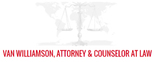Van Williamson, Attorney & Counselor at Law Logo