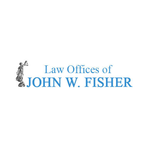 Law Offices of John W. Fisher Logo