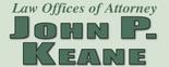 Bankruptcy Attorney John P. Keane  Logo
