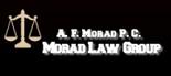 A. F. Morad, P.C. Logo