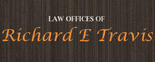 The Law Offices of Richard E. Travis Logo