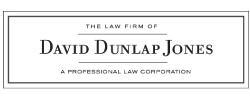 The Law Firm Of David Dunlap Jones Logo