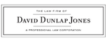 The Law Firm Of David Dunlap Jones Logo