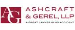 Ashcraft & Gerel LLP - Personal Injury  Logo