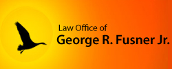 Law Office of George R. Fusner Jr. Logo