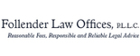 Follender Law Offices, P.L.L.C. - Injury Logo