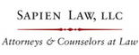 Sapien Law, LLC - Personal Injury/Car Accident Phone Calls Only Logo