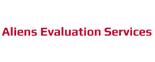 Aliens Evaluation Services Logo