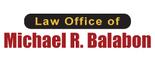 Michael R. Balabon, Attorney at Law Logo