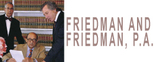 Law Offices of Friedman & Friedman Logo