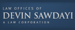Law Offices of Devin Sawdayi Logo