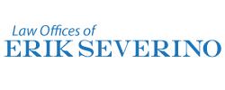 Law Offices of Erik Severino Logo