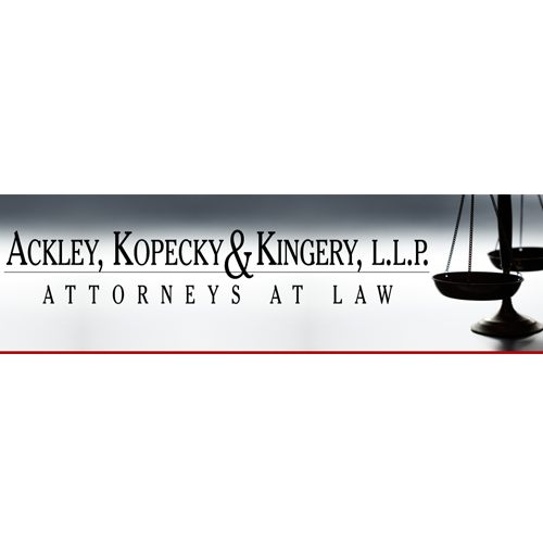 Ackley Kopecky & Kingery, L.L.P. Attorneys At Law Logo